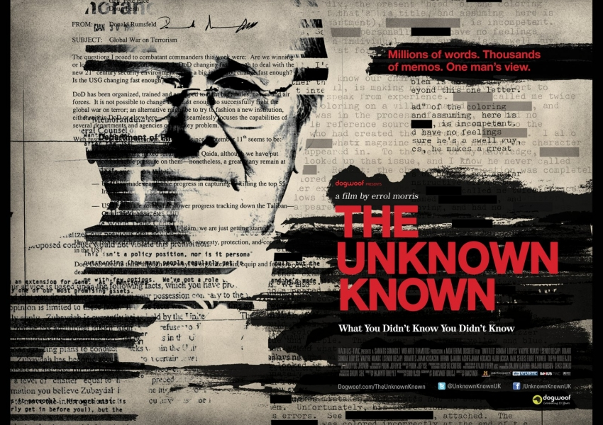 Непознатото познато / The unknown known